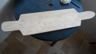 Building the longboard practicalprojects for Longboard truck template